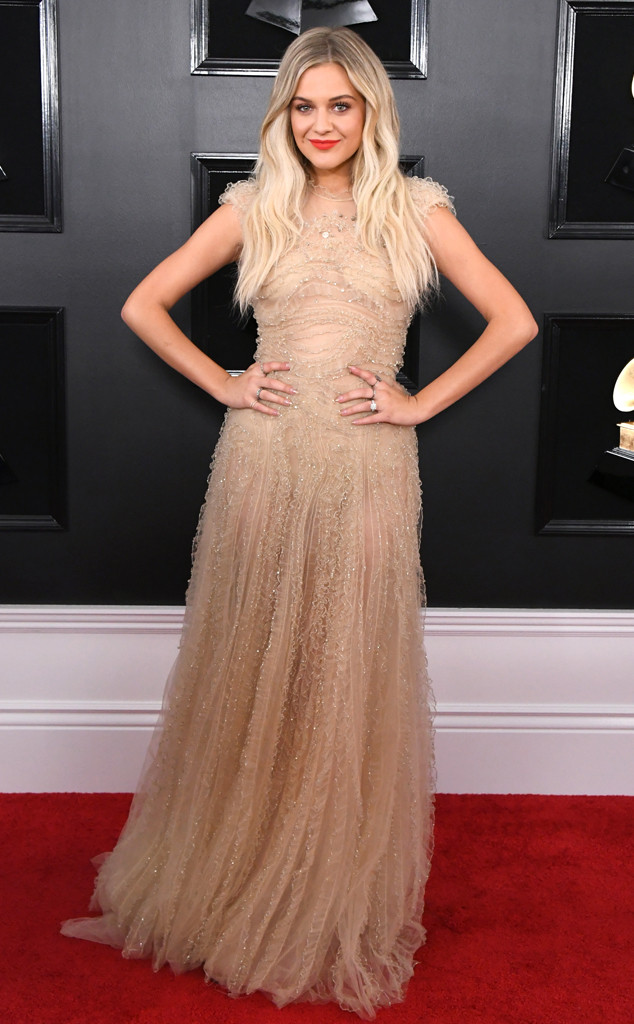 Kelsea Ballerini, 2019 Grammys, 2019 Grammy Awards, Red Carpet Fashions